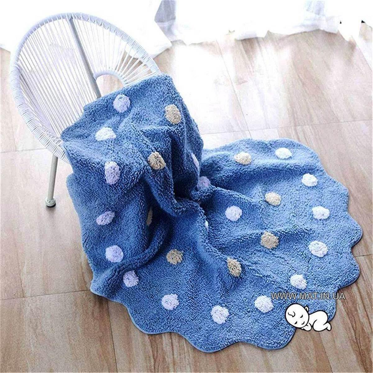 детский хлопковый коврик