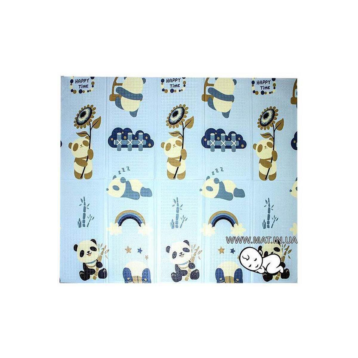 коврик детский напольный Панда-Олененок Купить в Харькове